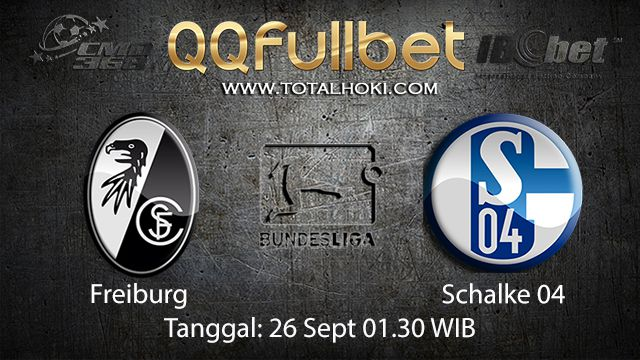 Prediksi Bola Jitu Freiburg vs Schalke 04 26 September 2018 ( German Bundesliga )