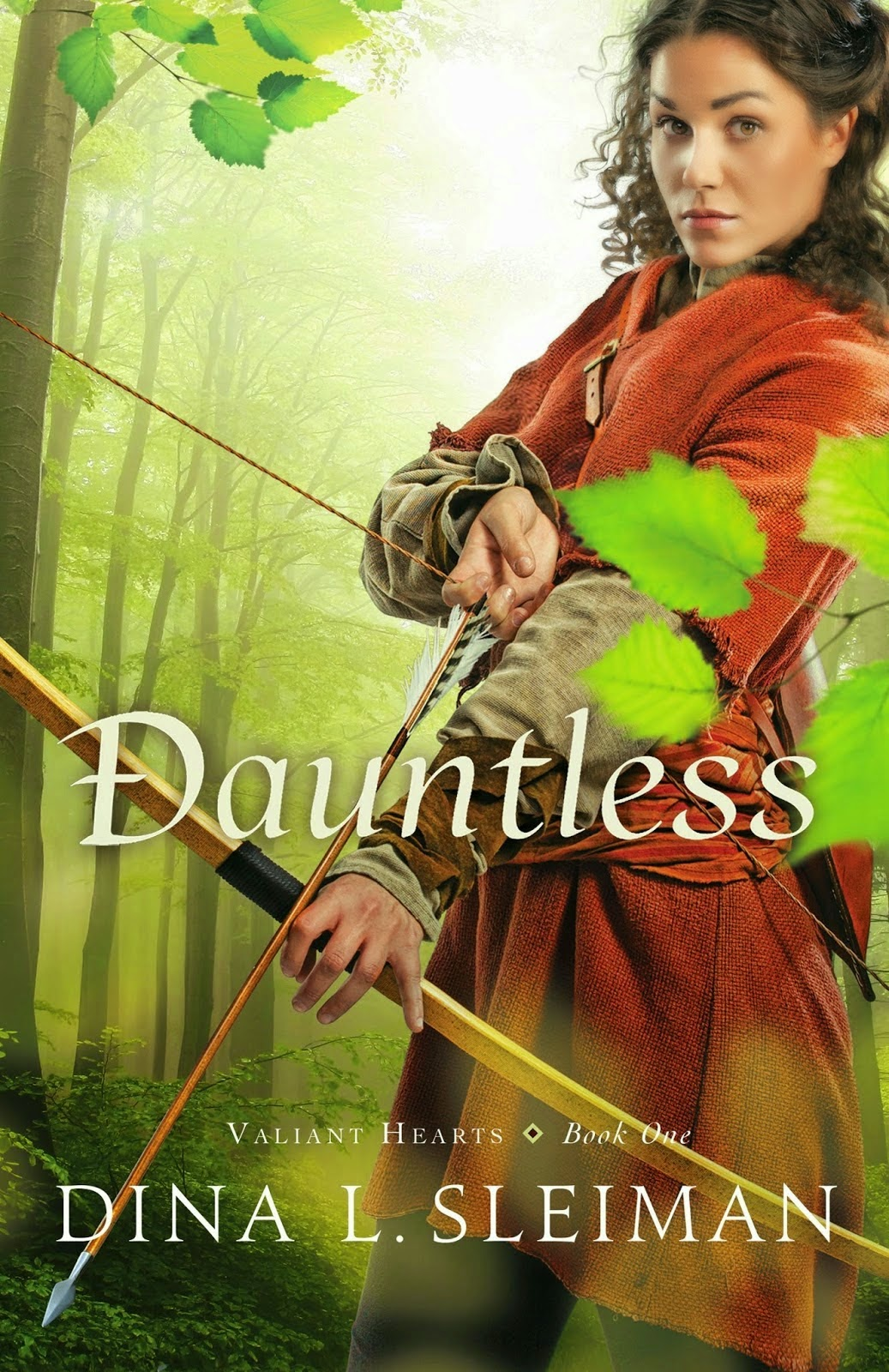 Book cover image of Dauntless by Dina L. Sleiman