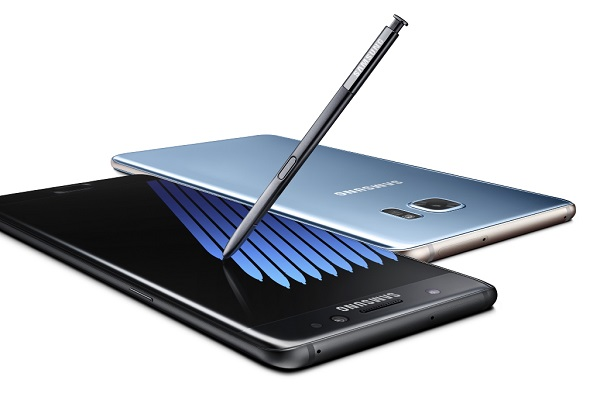 SAMSUNG announces the Galaxy Note 7: 5.7-inch curved QHD Super AMOLED screen, Iris scanner and Dual Pixel rear camera