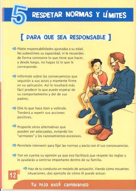 Educaci n por favor el valor de la responsabilidad for Concepto de familia pdf