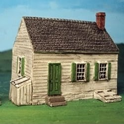 One-storey Clapboard House.