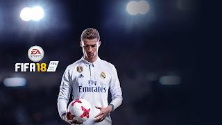 FIFA 18 PS Vita Wallpaper