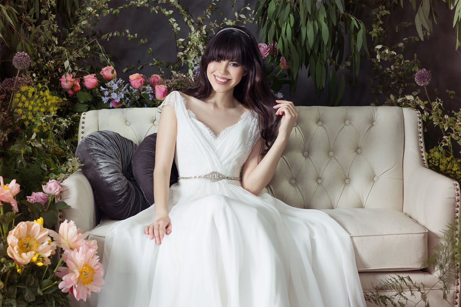 Choosing a wedding dress - what you don't know until you start looking