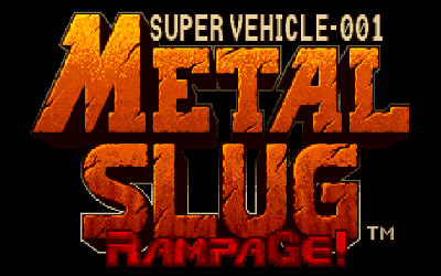 Metal Slug Rampage - Jeu d'Action sur PC