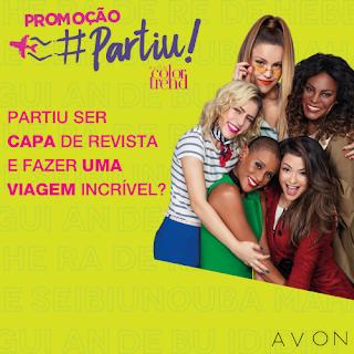 Promoção Avon Color Trend