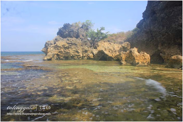 Surip Coral Pools - Bani, Pangasinan