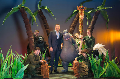 David Walliams - The First Hippo on the Moon - Stage Tour 2017 - Churchill Bromley - Emma in Bromley
