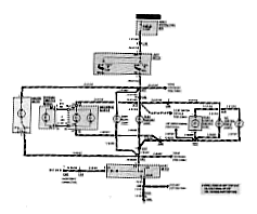 Wiring Schematic Diagram: 1992 BMW 325i Convertible