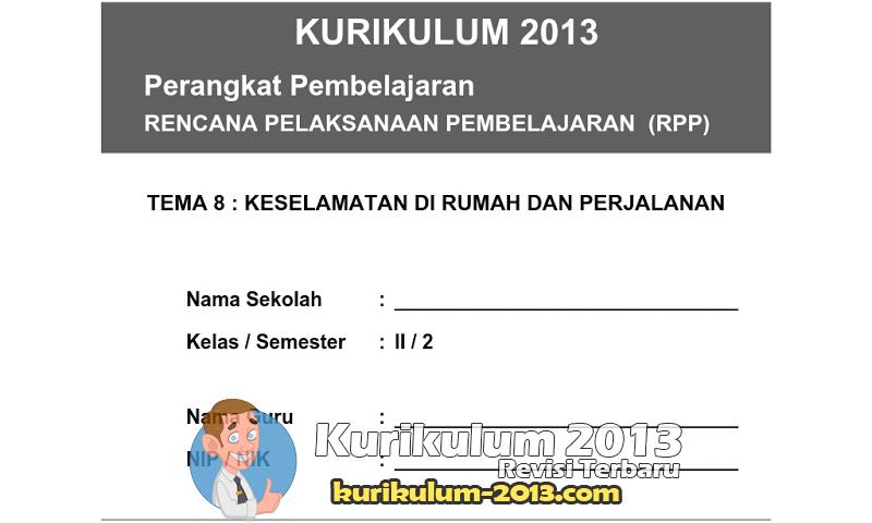 RPP K13 - RPP Kurikulum 2013 Sekolah Dasar Lengkap Semua Kelas