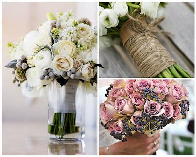 tendenze per i bouquet da sposa, i bouquet fiori e frutti