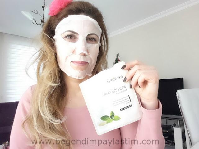 Beyond White Tea Mask-Beyaz Çaylı Maske