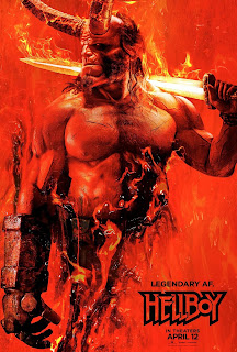 HellBoy - Poster & Trailer