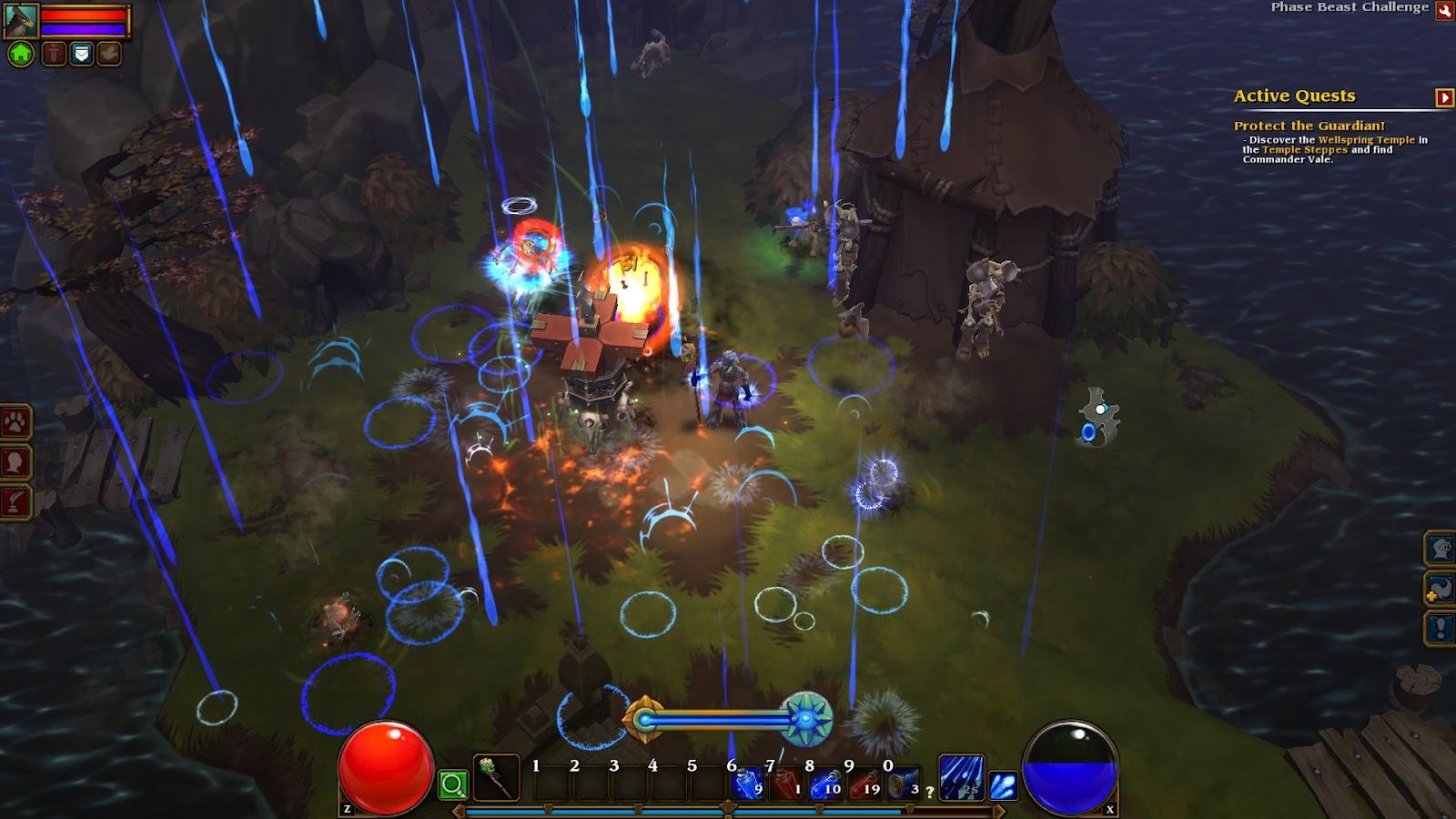 Torchlight II Review | AristoGamer
