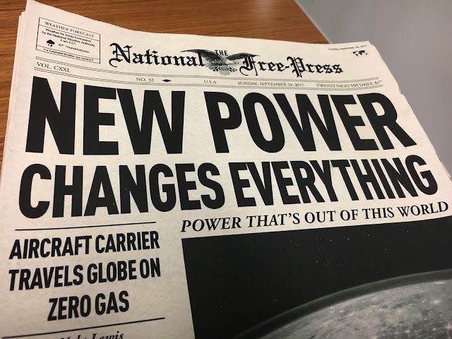 new power changes everything