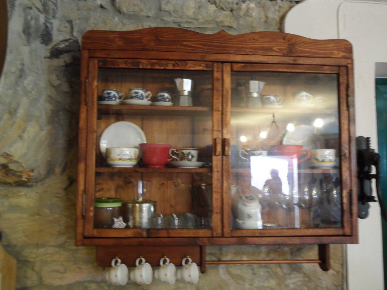 Credenza Con Piattaia Usata : Piattaia in legno oggetti fatti a mano paristazzos