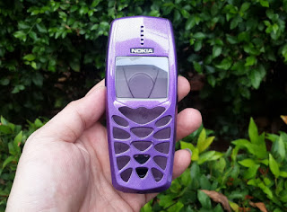 Casing Nokia 3510 New Original Langka