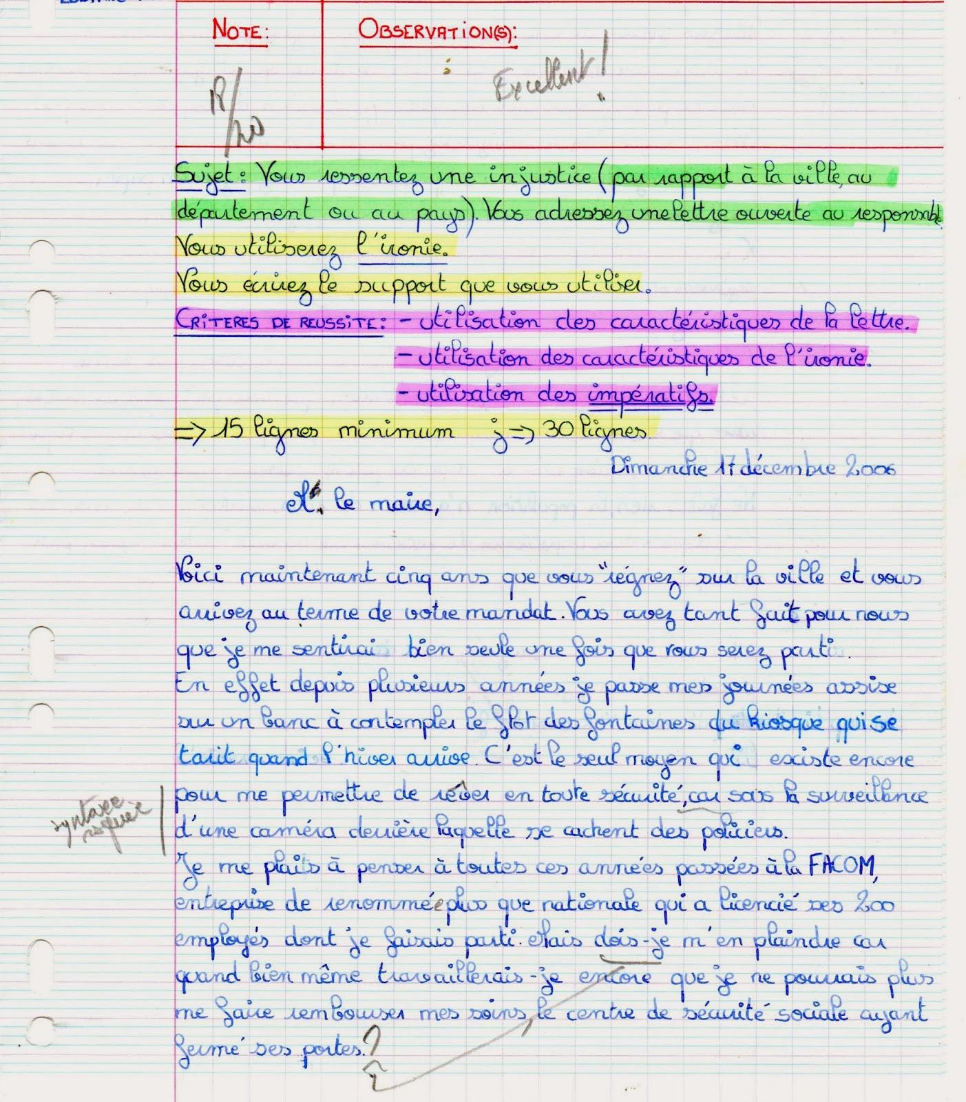 Comment Construire Dissertation Philosophie