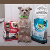 only natural pet dog food giveaway