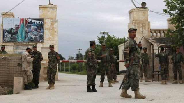 আফগানিস্তানে তালেবান হামলায় শতাধিক সেনা নিহত