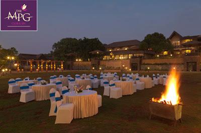 Holiday Resorts In Mahabaleshwar - MPG Club & Spa Resort