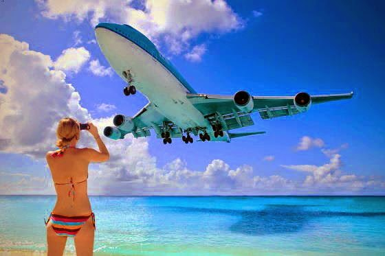 Airplane: Airplane - Princess Juliana International ...