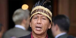 Diputado Guzamana: comunidades indígenas venezolanas están listas para recibir la ayuda humanitaria.