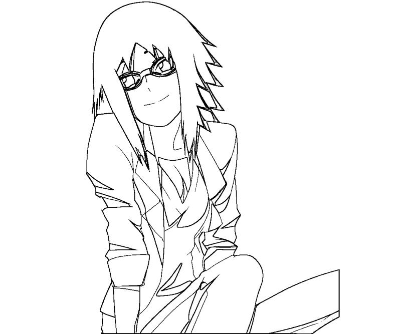 kamichama karin coloring pages - photo#9