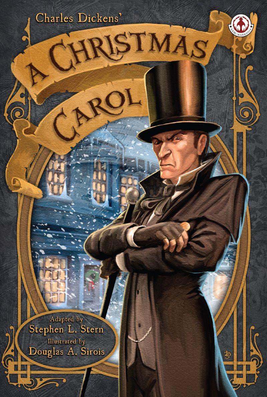 Cover of read A Christmas Carol graphic novel