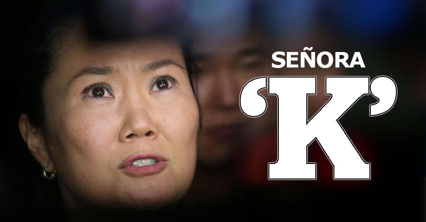 KEIKO FUJIMORI: Antonio Camayo confirmó ante fiscales que lideresa de fuerza popular es la señora «K»