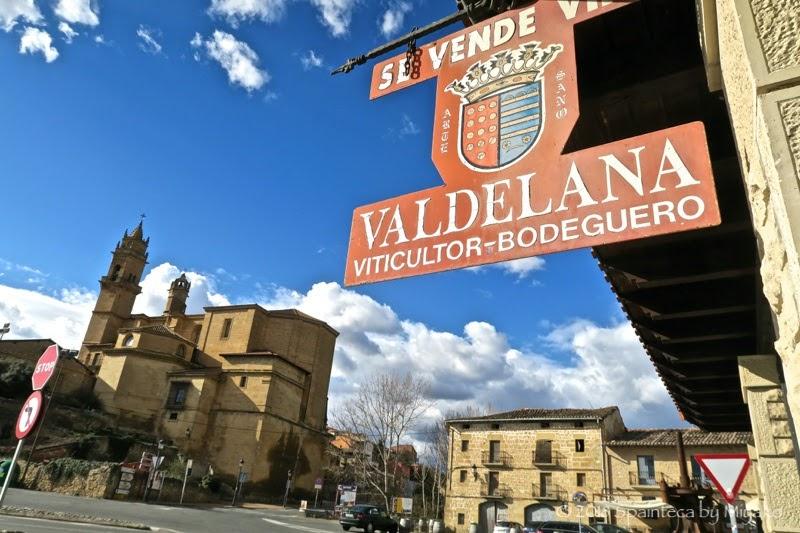 Bodega Valdelana リオハ・アラベサのワイナリー・バルデラナ