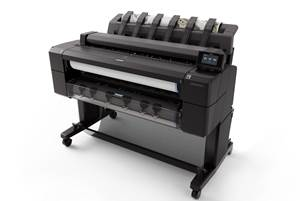 HP Designjet T2500 Series