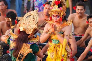 Seni Tari Tradisional Nusantara