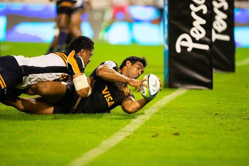 Jaguares se impuso ante Brumbies #SuperRugby