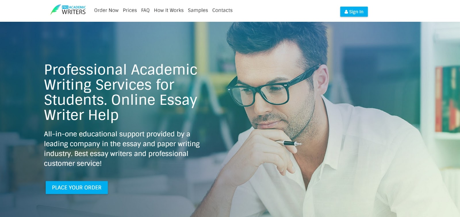 Pro-academic-writers.com – Essay Writing Service Review ~ Trusted ...