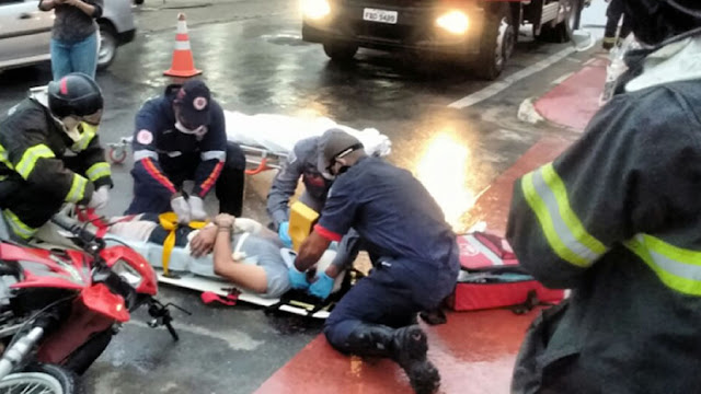 Simulação de acidente de trânsito será realizada nesta terça-feira no estacionamento da UniPinhal