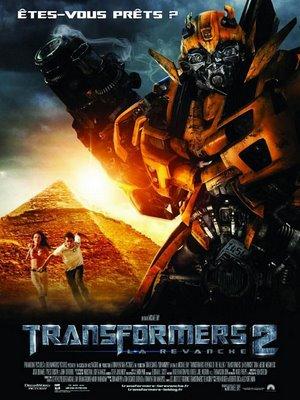 Transformers: A Vingança dos Derrotados - Full HD 1080p