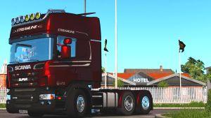 Scania R & S Series V8 (v5.0) standalone