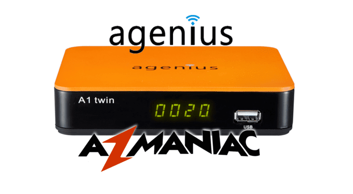 Agenius A1 Twin ACM