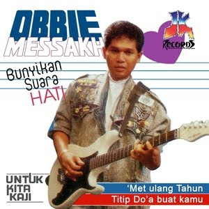 Obbie Messakh - Antara Benci dan Rindu ( Karaoke )