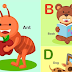 New! ALPHABET FLASHCARDS (Free Download)