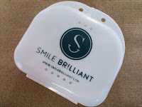 Smile Brilliant Dental Tray Case