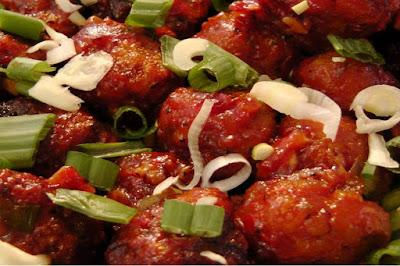veg manchuria recipe