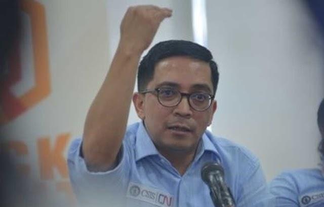 Perhimpunan Survei publik Indonesia - Persepi Tantang Balik BPN Prabowo-Sandi Buka Data Survei Internal
