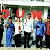 Panglima TNI Dampingi Presiden Jokowi Resmikan PLBN di Papua