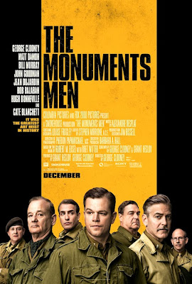 Poster Oficial The Monuments Men