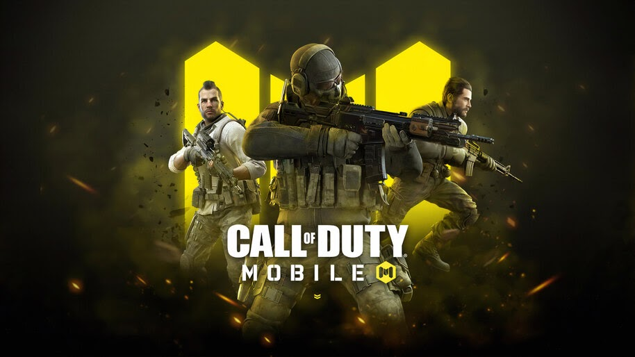 Call of Duty Mobile, 4K, #3.1039