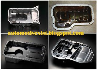 bak oli atau oil pan adalah salah satu bagian dari mesin mobil yang memiliki fungsi sanga Fungsi Dari Bak Oli / Oil Pan Pada Mobil