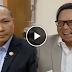 WATCH: Arnold Clavio scores Alejano 'San na po yung mga kongresista na sabi susuporta sa inyo?'