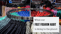 How our addiction to fast fashion is harming the planet