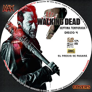 The Walking Dead S7 D4 Maxcovers